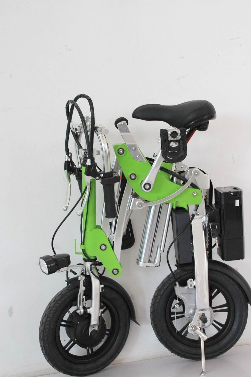 12'one second folding ebike